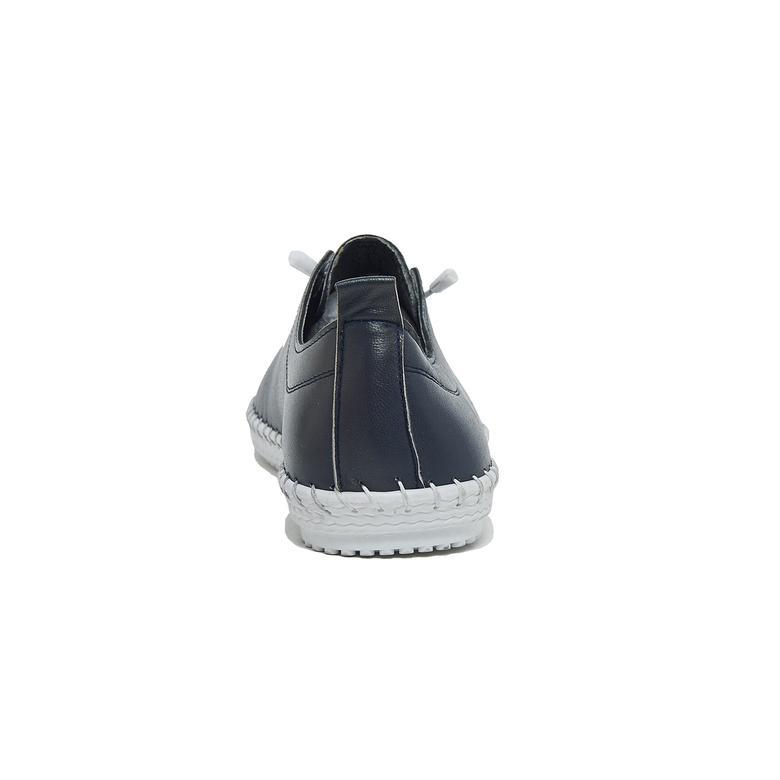 William Erkek Deri Günlük Ayakkabı 2010045996004