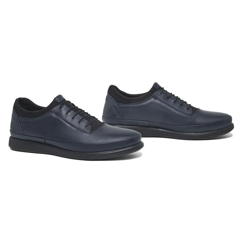James Erkek Deri Günlük Ayakkabı 2010045995004