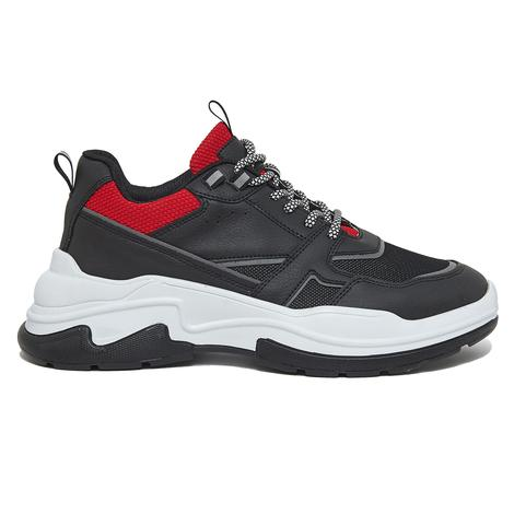 Siyah Maria Erkek Spor Ayakkabı 2010046085001