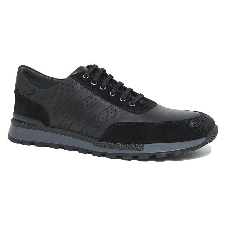 Fahroni Erkek Deri Günlük Ayakkabı 2010046117008