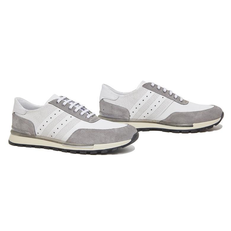 Fahroni Erkek Deri Günlük Ayakkabı 2010046117013
