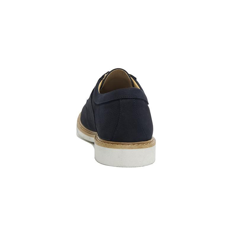 Emesto Erkek Nubuk Günlük Ayakkabı 2010046116009