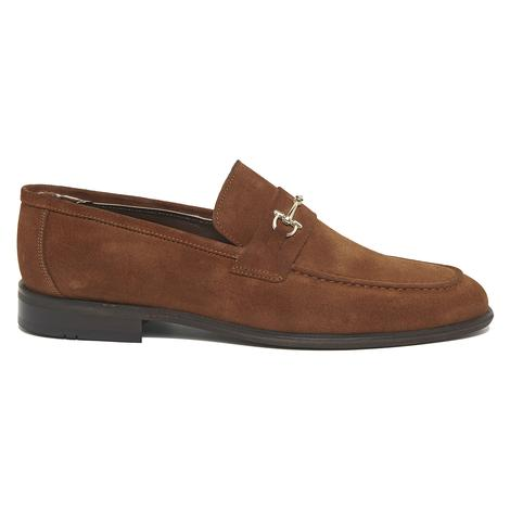 Orsino Erkek Süet Klasik Ayakkabı 2010046256008