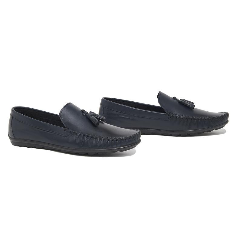 Jasmin Erkek Deri Günlük Ayakkabı 2010046257005