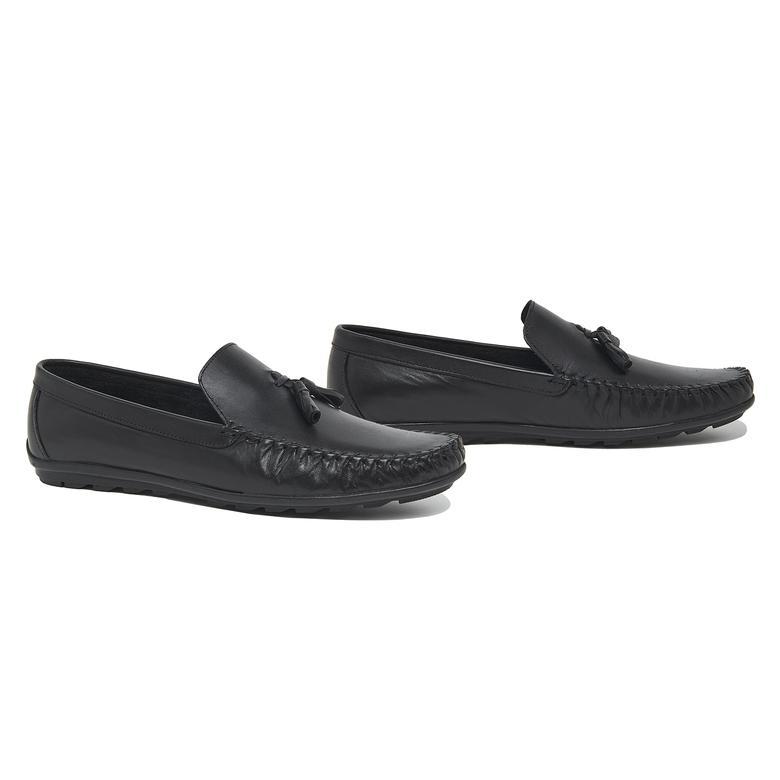 Jasmin Erkek Deri Günlük Ayakkabı 2010046257007