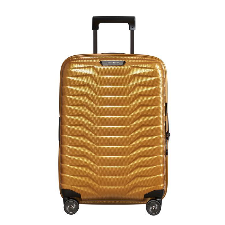 Samsonite Proxis - Spinner 4 Tekerlekli Körüklü Kabin Boy Valiz 55 cm 2010046568003