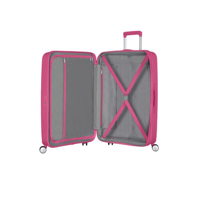 American Tourister Soundbox - 77 cm Büyük Sert Valiz 2010041752011