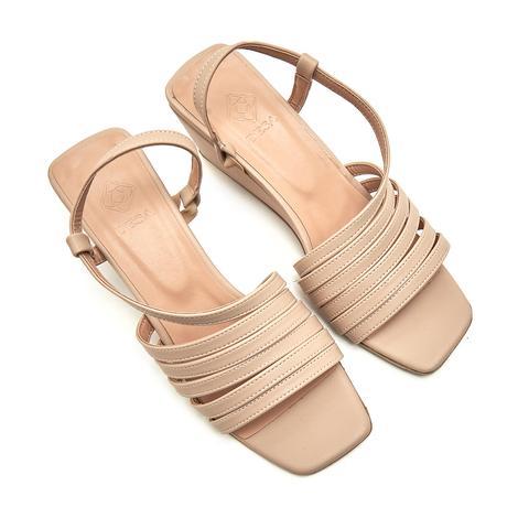 İdolize Kadın Topuklu Sandalet 2010046628009