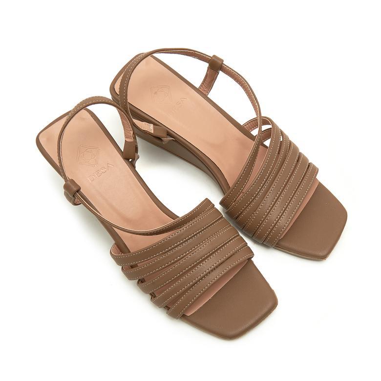 İdolize Kadın Topuklu Sandalet 2010046628011