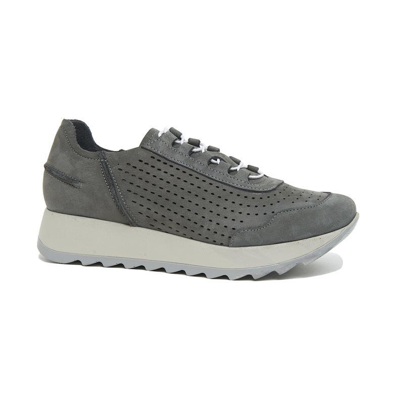 Giada Kadın Nubuk Spor Ayakkabı 2010046002002