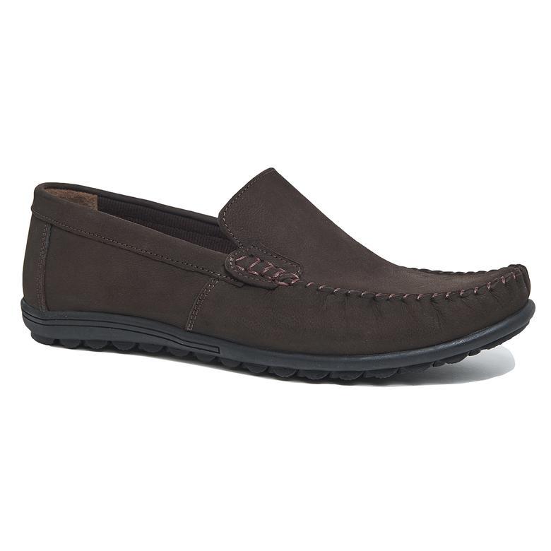 Aldene Erkek Nubuk Günlük Ayakkabı 2010046038007