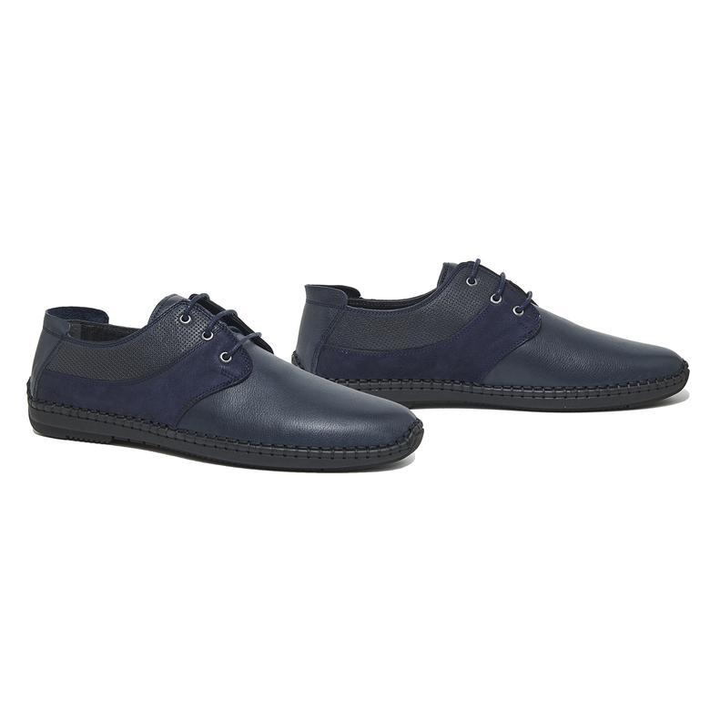 Alecra Erkek Deri Günlük Ayakkabı 2010046101001