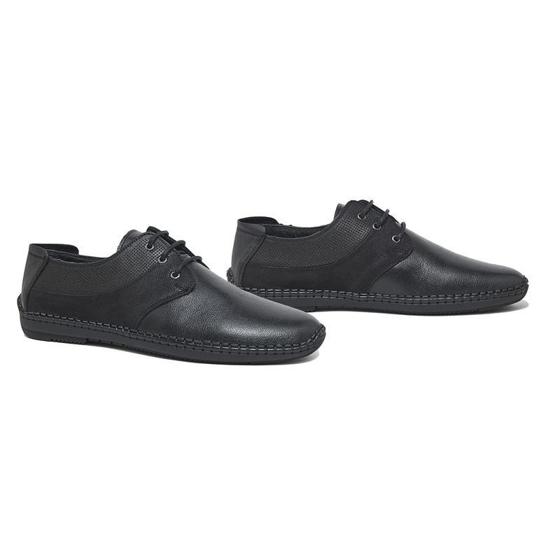 Alecra Erkek Deri Günlük Ayakkabı 2010046101008