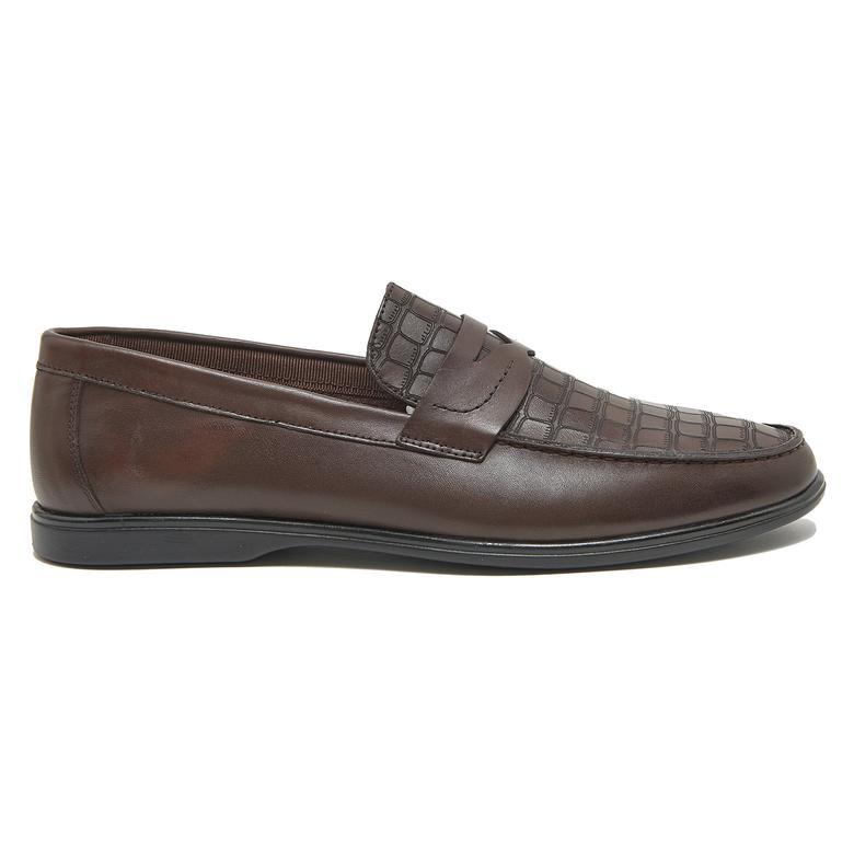 Flavio Erkek Deri Günlük Ayakkabı 2010046093001