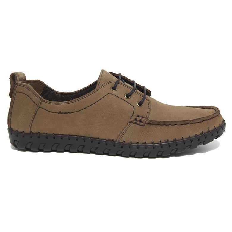 Baylen Erkek Nubuk Günlük Ayakkabı 2010046108006