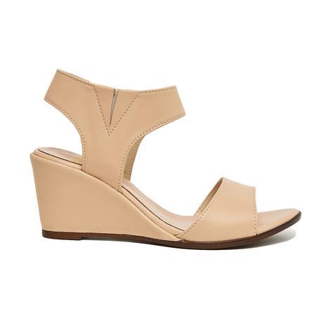 Steven Kadın Deri Dolgu Topuklu Sandalet 2010046313015