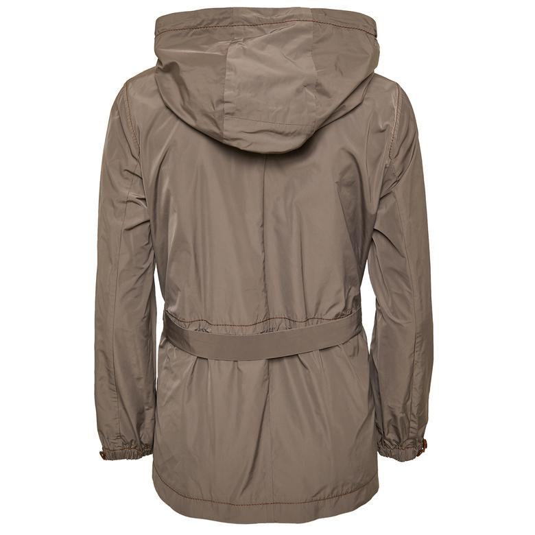 Maura Kadın Kapüşonlu Yağmurluk 1010029063001