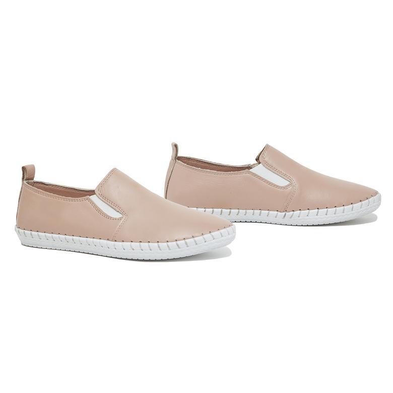 Gills Kadın Deri Günlük Ayakkabı 2010045986007