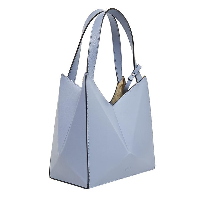Origami S Kadın Omuz Askılı Deri Çanta 1010030559001