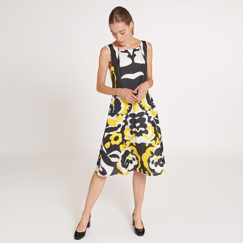 Liona Kadın İpek Elbise 1010028981004