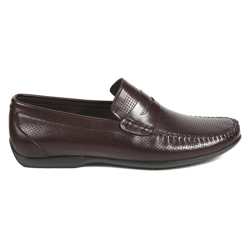 Helios Erkek Deri Günlük Ayakkabı 2010042848013