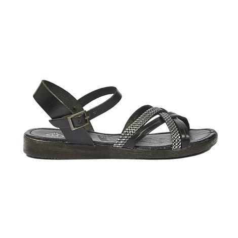 Ortansia Kadın Deri Sandalet 2010044385006
