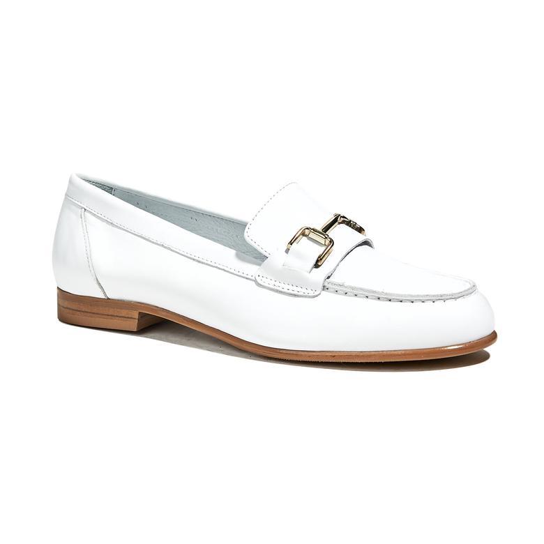 Neil Kadın Deri Günlük Ayakkabı 2010044619015