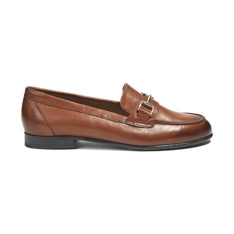Neil Kadın Deri Loafer Günlük Ayakkabı 2010044619009