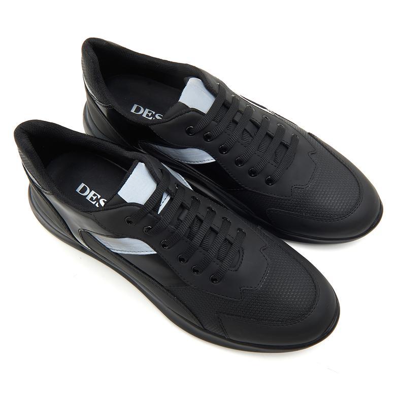 Siyah Edwin Erkek Spor Ayakkabı 2010046662003