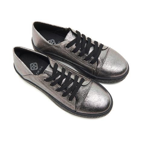 Gümüş Juana Kadın Günlük Ayakkabı 2010046729006