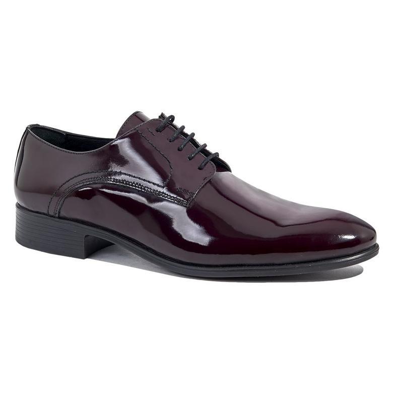 Randy Erkek Rugan Klasik Ayakkabı 2010045448006