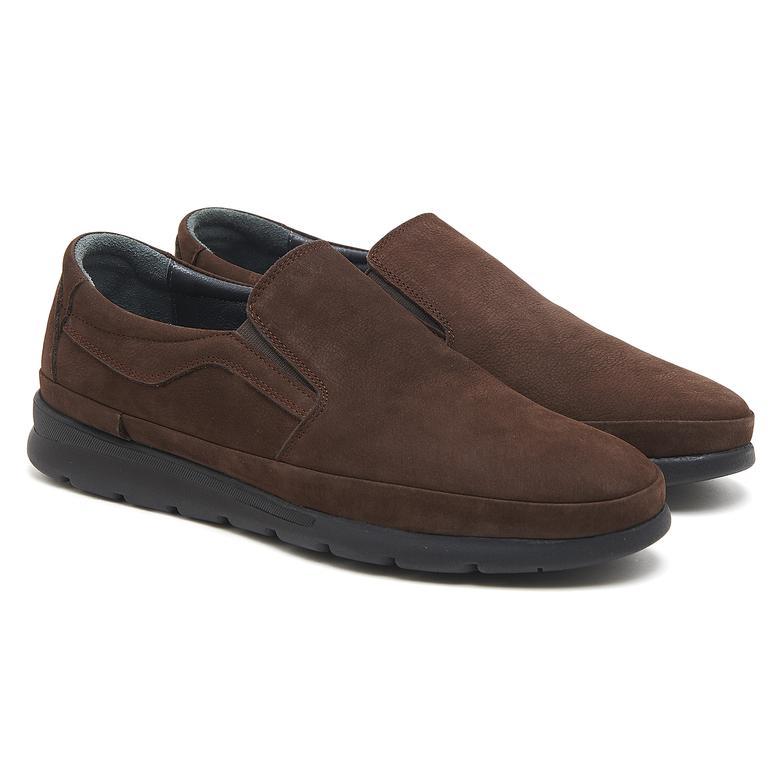 Omar Erkek Deri Günlük Ayakkabı 2010046599009