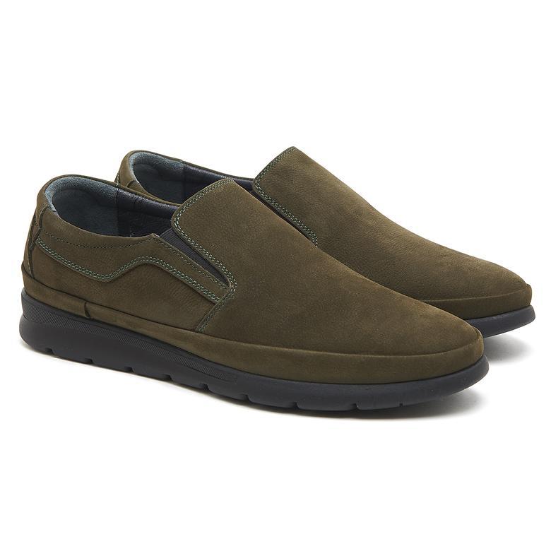 Omar Erkek Deri Günlük Ayakkabı 2010046599013