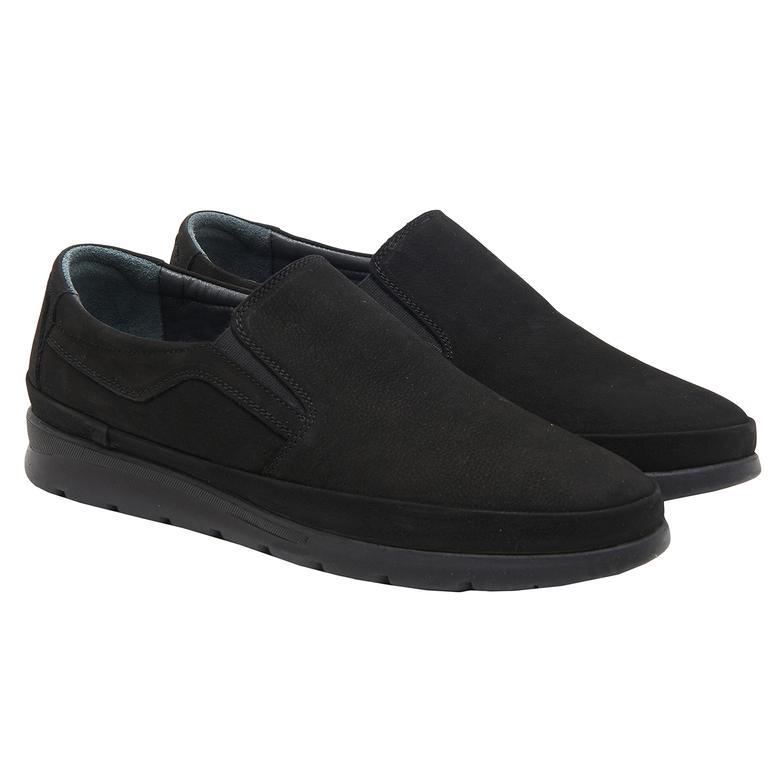 Omar Erkek Deri Günlük Ayakkabı 2010046599002