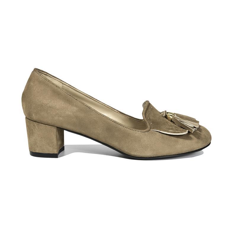 Frey Kadın Süet Klasik Ayakkabı 2010039960010