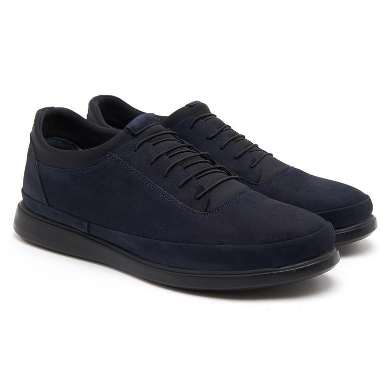 Jeshua Erkek Deri Günlük Ayakkabı 2010046597008