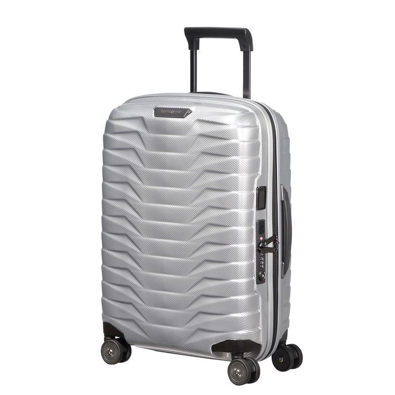 Samsonite Proxis - Spinner 4 Tekerlekli Körüklü Kabin Boy Valiz 55 cm 2010046568004