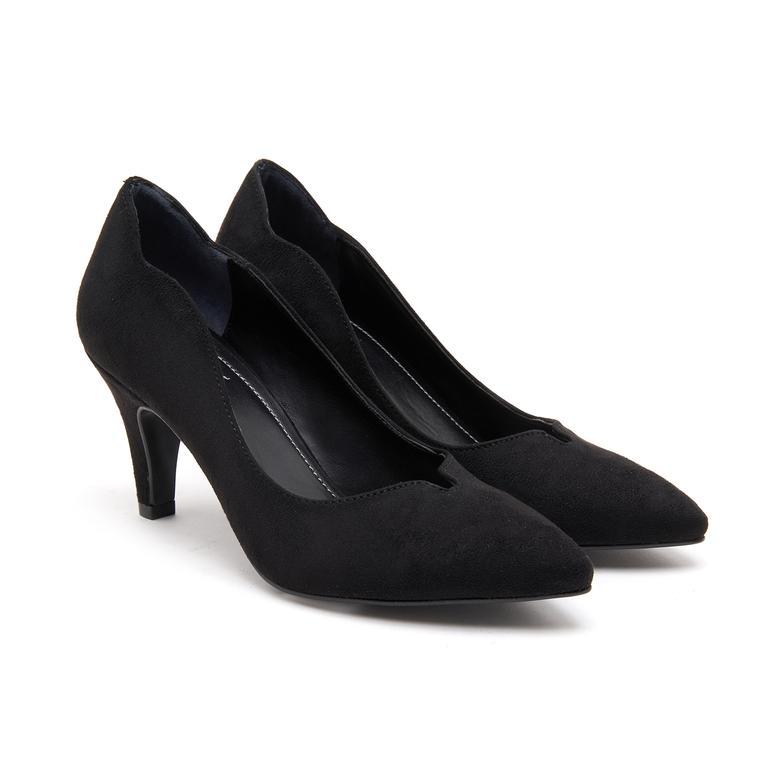 Siyah Evelina Kadın Klasik Ayakkabı 2010046778001