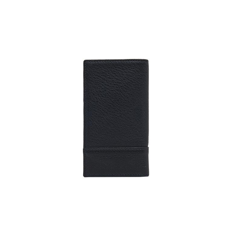 Siyah Erkek Silky Deri Cüzdan 1010030862001