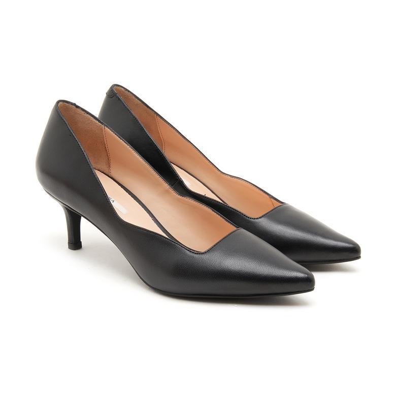 Emilia Kadın Deri Klasik Ayakkabı 2010046831001