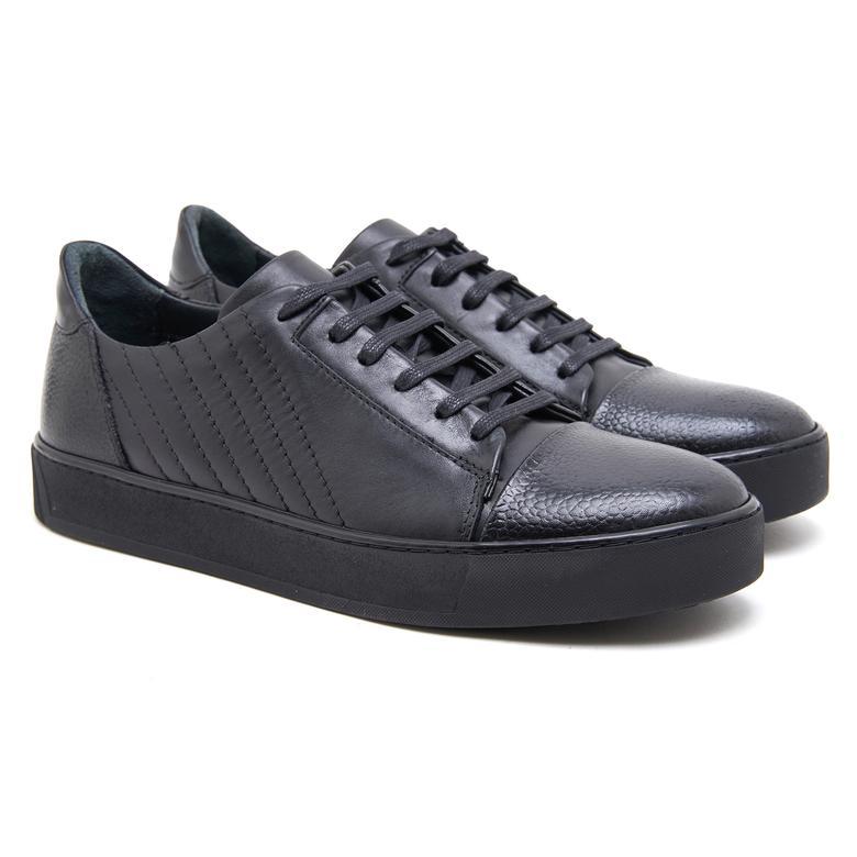 Wilder Erkek Deri Günlük Ayakkabı 2010046819002