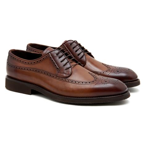 Niccolo Erkek Deri Günlük Ayakkabı 2010046799006