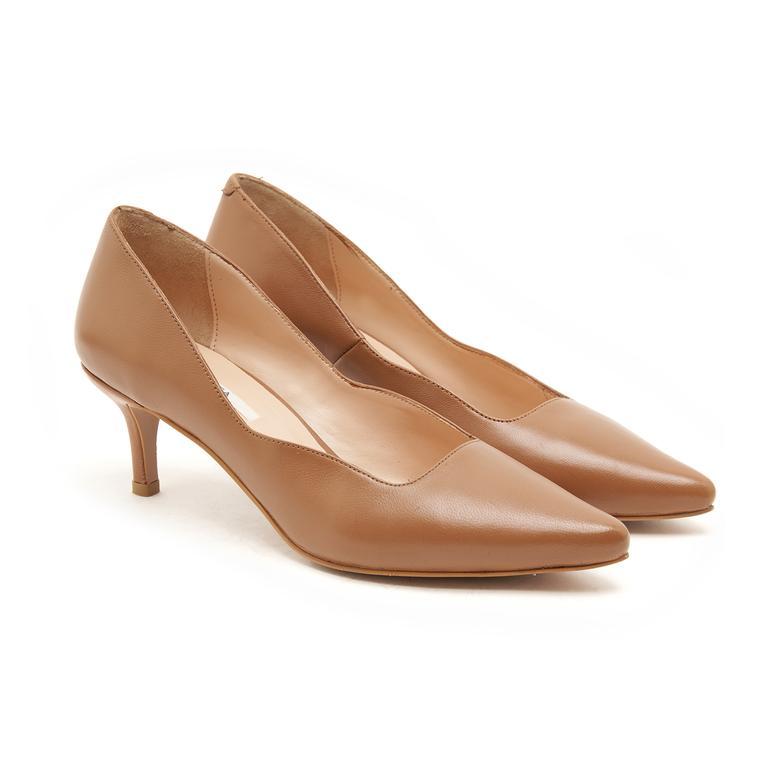 Emilia Kadın Deri Klasik Ayakkabı 2010046831014