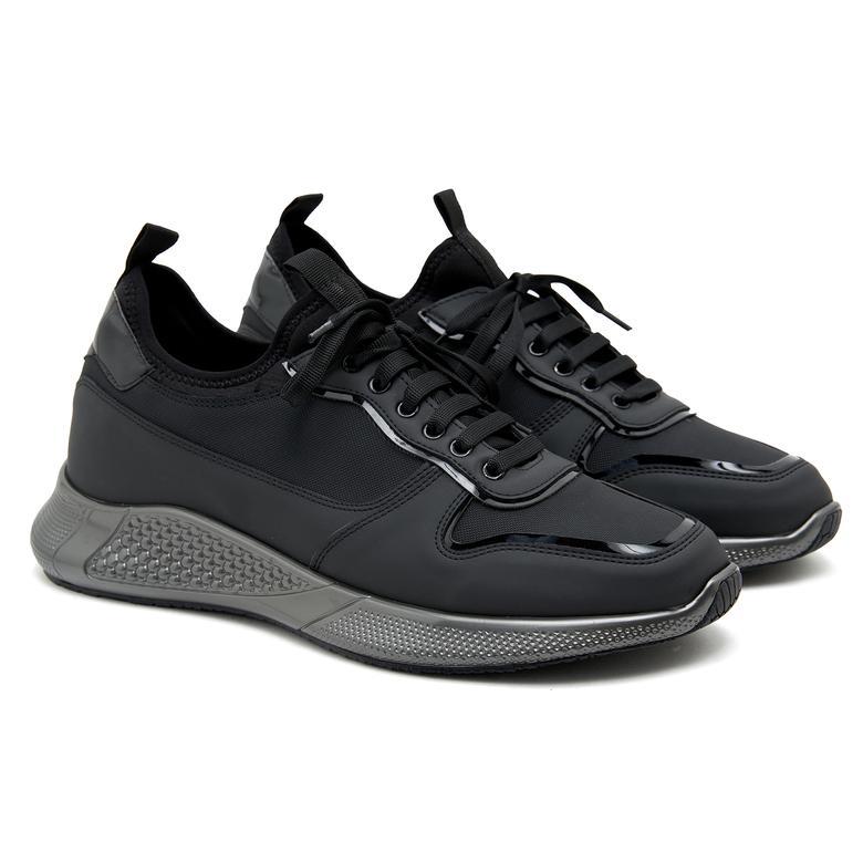 Siyah Danny Erkek Spor Ayakkabı 2010046660004