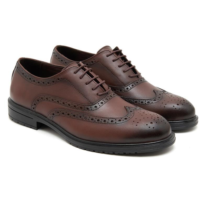 Roni Erkek Deri Günlük Ayakkabı 2010046816008