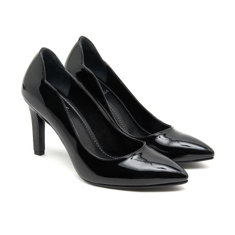 Sheima Kadın Rugan Klasik Ayakkabı 2010046772002