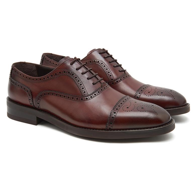 Lucca Erkek Deri Günlük Ayakkabı 2010046798006