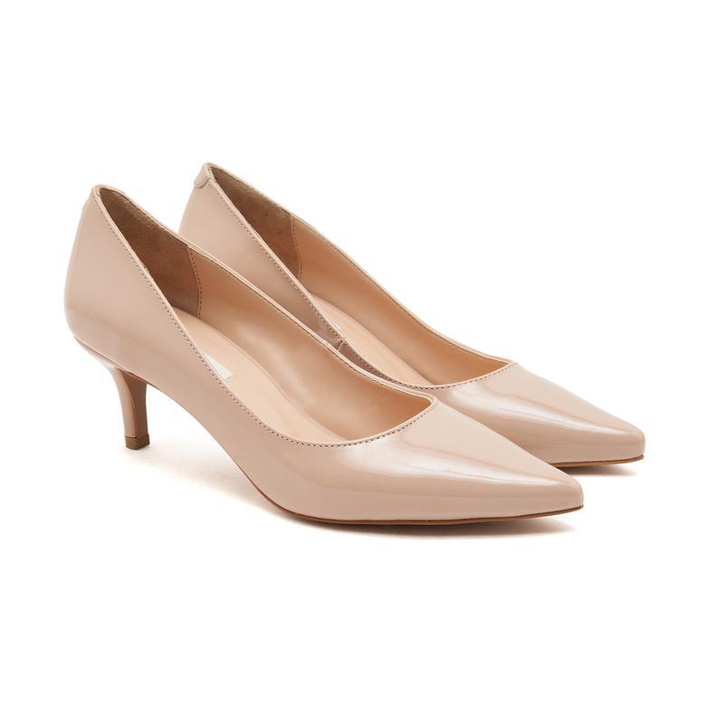 Fausto Kadın Deri Klasik Ayakkabı 2010046832006