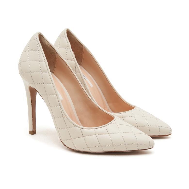 Teya Kadın Deri Klasik Ayakkabı 2010046842008