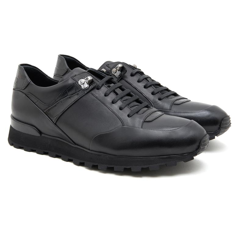 Breuse Erkek Deri Spor Ayakkabı 2010046803001